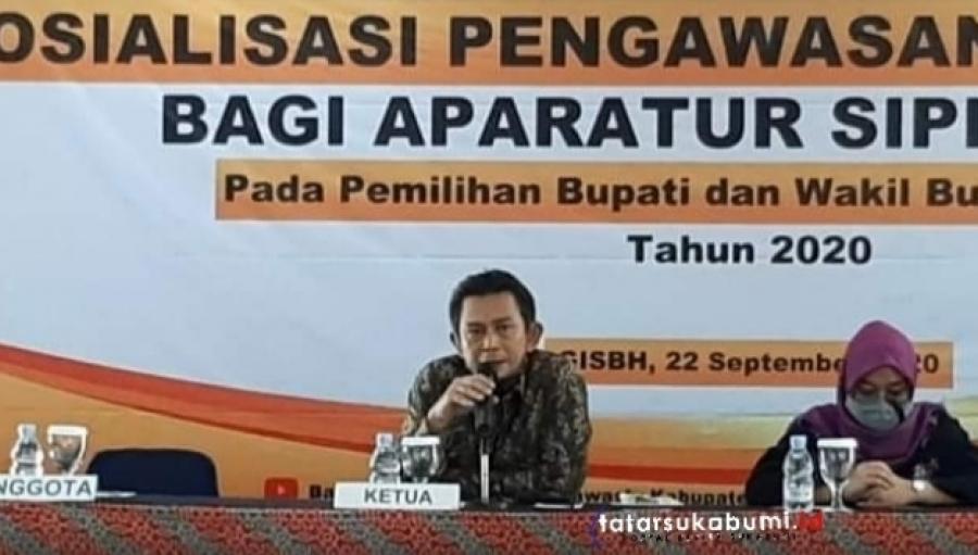Netralitas ASN di Pilkada Sukabumi, Bawaslu Pastikan Ada Sanksi Pidana Bagi Pelanggar