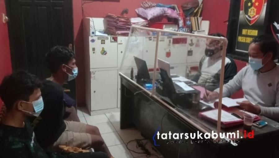 Buron 8 Bulan 2 Pelaku Curanmor di Sukabumi Dibekuk Polisi di Cianjur