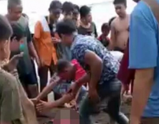 3 Wisatawan Lokal Tenggelam di Palabuhanratu Sukabumi 1 Korban Wanita Meninggal Dunia