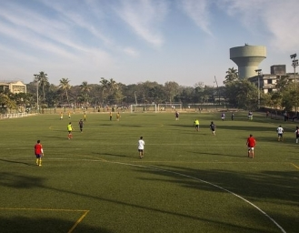 Fantastis PSSI Bangun 6 Lapangan Sepakbola Senilai 40 Milyar di Sukabumi