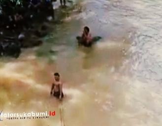 2 Remaja Tenggelam di Bendungan Cikanteh Ciemas Sukabumi