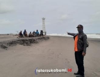 Tekong Kapal Asal Tegalbuled Sukabumi Tenggelam Di Muara Cikaso