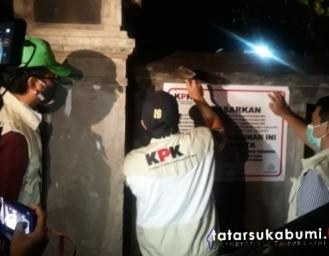 KPK Sita Barang Bukti Aset Vila dan Tanah di Sukabumi Dalam Kasus Dugaan Tindak Pidana Korupsi Mantan Menteri KKP