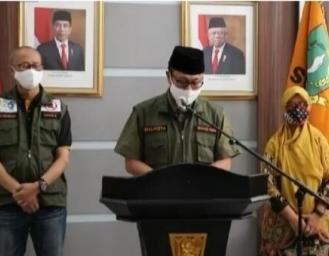 Update Kasus Positif Covid-19 Sukabumi, Fahmi : Kasus Positif di Kota Sukabumi Bertambah Menjadi 18 Sembuh 1