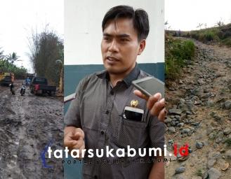 Nasib Jalan Pabuaran Sukabumi, Kapan Akan Diperbaiki