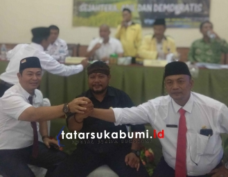 Sah! Inilah Ketua Apdesi Kabupaten Sukabumi Periode 2020 - 2025