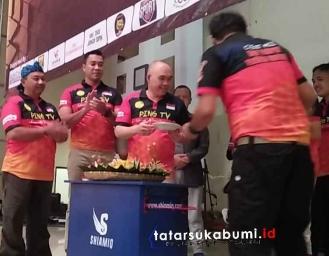 Turnamen Nasional Tenis Meja Ping TV Brother Hood Camp VIII Digelar di Sukabumi