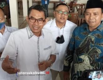 Rakerda PAN dan Partai Gerindra, Duet Paslon Terbaik Adjo Iman Peluang Besar Menangkan Pilkada Sukabumi