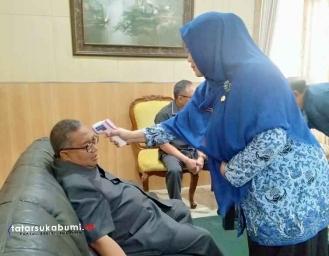 Pemkab Sukabumi Resmi Tutup Sejumlah Kawasan Wisata di Sukabumi
