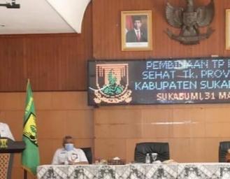 Target 60 Persen Kecamatan dan Desa Kabupaten Sukabumi Bebas ODF