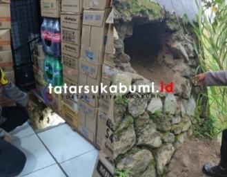 Gali Terowongan Rampok Mini Market dan Ancam Penjaga Toko Dengan Senjata