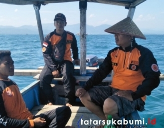 Hari ke-3 Pencarian Korban Tenggelam di Palabuhanratu Sukabumi