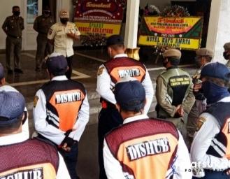 Sertijab Iyos Somantri Kepada Zainul Penjabat Sekda Kabupaten Sukabumi