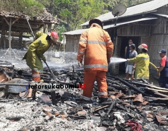 183 Kasus Kebakaran di Sukabumi Sepanjang 2019 Ini Penyebabnya