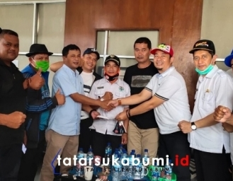 Belasungkawa Banjir Bandang Cicurug Ketua Apdesi Kabupaten Sukabumi Minta Kades Waspada