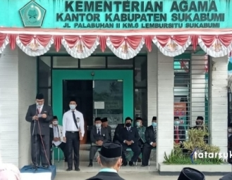 Hari Amal Bakti 75 Kementerian Agama Kabupaten Sukabumi