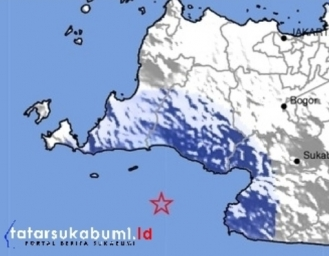 Gempa Banten Hari Ini Getaran Dirasakan Hingga Sukabumi