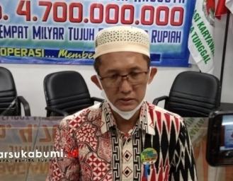 Koperasi Karyawan PT Muara Tunggal Sukabumi Bagi-bagi Uang Senilai 4,7 Milyar, Sudarno : Kedepan Kopkar Akan Berubah Jadi Bank Karyawan