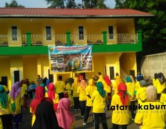 Minggu Bergerak, Yani Djatnika Marwan : Jalan Kaki 2000 Langkah Untuk Meningkatkan Kesehatan