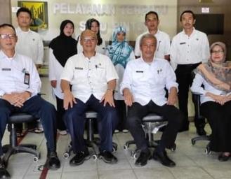 Aplikasi OSS Milik DPMPTSP Permudah Berinvestasi di Kabupaten Sukabumi