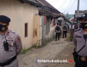 Sukabumi Breaking News! Pria yang Diamankan Densus 88 Itu Kenal di Facebook Dengan Istrinya