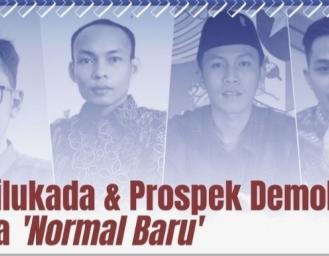 Pemilihan Bupati Sukabumi 2020 Ditengah Pandemi, Keselamatan Rakyat Dipertaruhkan