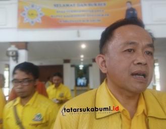 Gunjang-ganjing Calon Bupati Sukabumi Partai Golkar, Sekjen Golkar Jabar : Keputusan Calon Bupati Telah Final