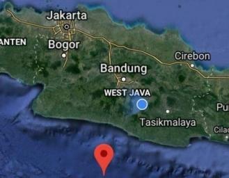 Sejumlah Wilayah di Sukabumi Rasakan Gempa