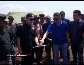 Iwan Bule Minta Pemkab Sukabumi Dukung Pembangunan Soccer Camp Pertama di Indonesia