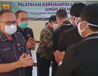 Seluruh Peserta Diklatpim IV Angkatan II Pemkab Sukabumi Lulus