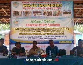 5 BUMDes Sukabumi Pelajari BUMDes Beromset 12 Milyar di Gunungkidul