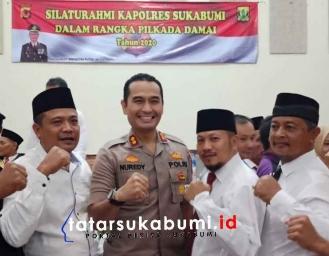 Situasi Jelang Pilkada Sukabumi, Nuredy : Tidak Terdeteksi Potensi Kerawanan
