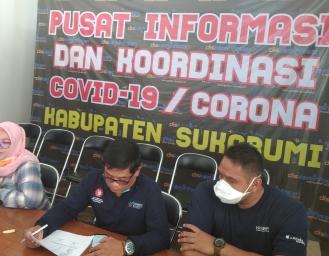 Breaking News! Data Terkini Kasus Penyebaran Covid-19 di Sukabumi