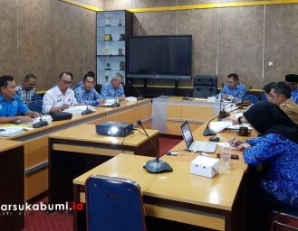 Pemkab Sukabumi Gandeng BNNK Sukabumi Bahas Raperda Terkait Narkoba