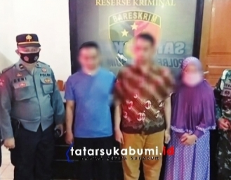 Pengunggah Ujaran Kebencian Terhadap TNI di Facebook Minta Maaf di Mapolres Sukabumi Kota