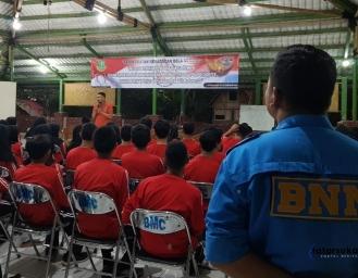 Gerakan Sekolah Bersinar BNNK Sukabumi