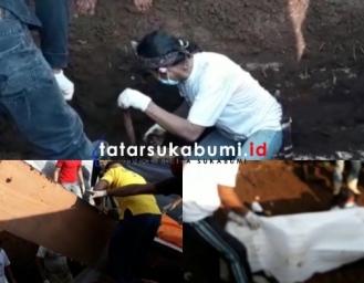 Hasil SWAB Negatif Makam PDP di Sukabumi Dipugar Kembali, Marwan : Kami ingin dimakamkan Tanpa Peti Tanpa Plastik, Hanya Menggunakan Kain Kafan