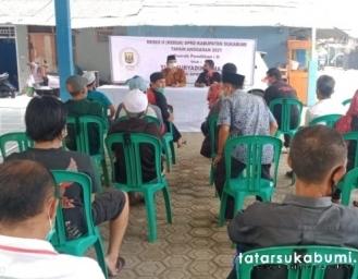 Wakil Ketua DPRD Yudi Suryadikrama Perjuangkan Usulan dan Aspirasi Warga Parakansalak Terealisasi