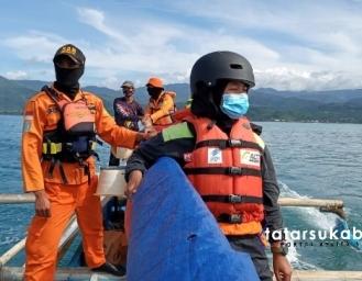 SAR Cari Korban Tenggelam di Palabuhanratu Hingga Laut Lepas Lawang Jampang