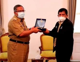 Pemkab Sukabumi dan FDS Rancang Role Model Pasca Pandemi