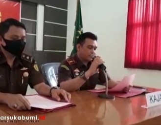 Kades Bantargebang Resmi Jadi Tahanan Kejaksaan Negeri Kabupaten Sukabumi Kasus Korupsi Anggaran Desa 1,3 Miliar