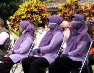 Jambore PKK Kabupaten Sukabumi 2020 Bupati Ajak PKK Satukan Pemahaman