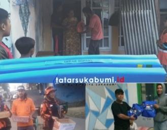 Kondisi Terkini Pasca Kebakaran Hebat di Kabandungan Sukabumi