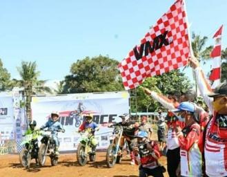 Fun Race Enduro Ajang Pencarian Bibit Crosser dan Daya Tarik Wisata Sukabumi