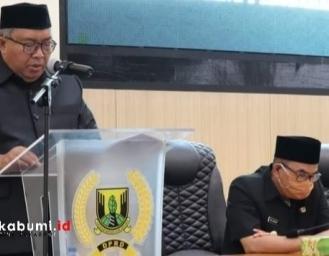 Ada Perubahan APBD Kabupaten Sukabumi di Tahun Anggaran 2020