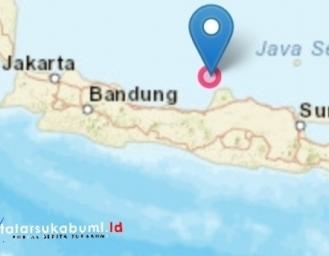 Pusat Gempa Jateng Guncangan Dirasakan Hingga Sukabumi