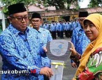 Marwan Hamami Minta ASN Pemkab Sukabumi Tingkatkan Sinergitas 4 Program Nasional