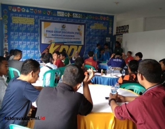 KNPI Desak Pemkab Sukabumi Keluarkan Perda Tentang Kepemudaan