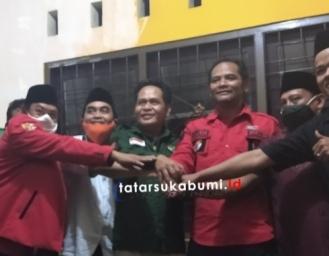 PDI P Sodorkan Nama Bakal Calon Wakil Bupati Sukabumi Pendamping Adjo Sardjono, Ini Tanggapan PKB