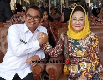 Adjo Sardjono Dewi Asmara Hadiri Milad, Dewi : Golkar Belum Keluarkan Rekomendasi